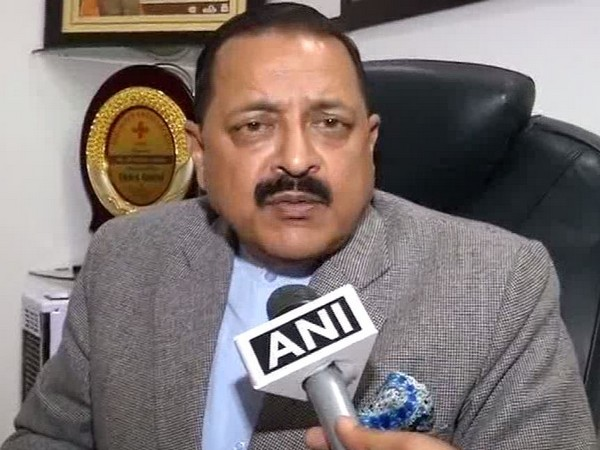 Jitendra Singh (File Photo)