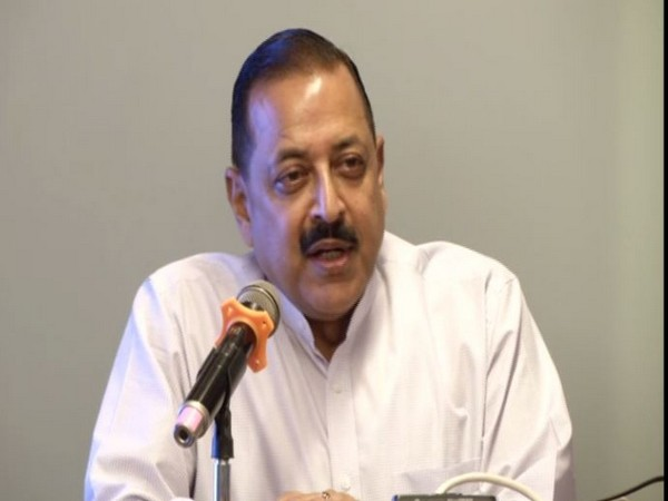Union Minister of State for Atomic Energy and Space, Jitendra Singh (File photo)