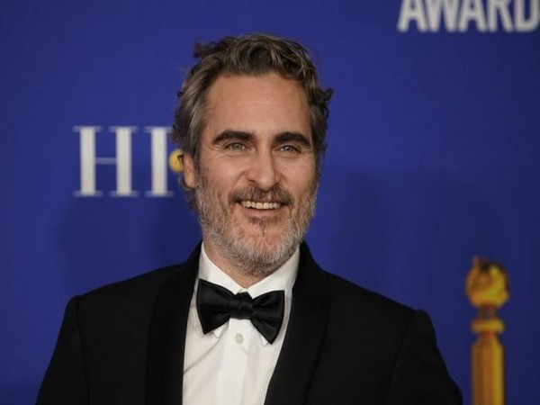 Joaquin Phoenix wins best actor for his performance in 'Joker'