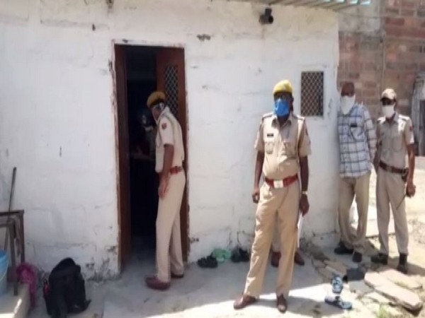 Three people of a family found dead in Rajasthan' s Jodhpur on Friday. Photo/ANI