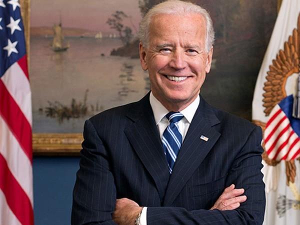 Former US Vice President Joe Biden (File poto)