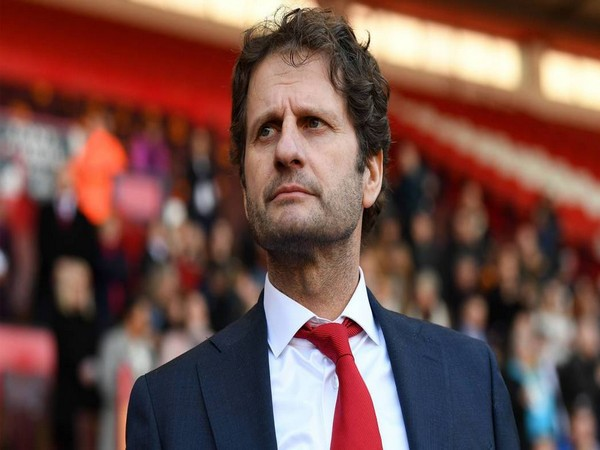 Joe Montemurro (Photo/ Arsenal website)