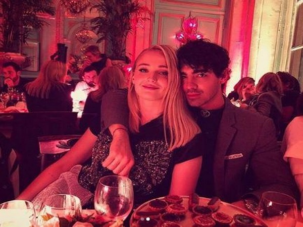 Sophie Turner and Joe Jonas, image courtesy: Instagram
