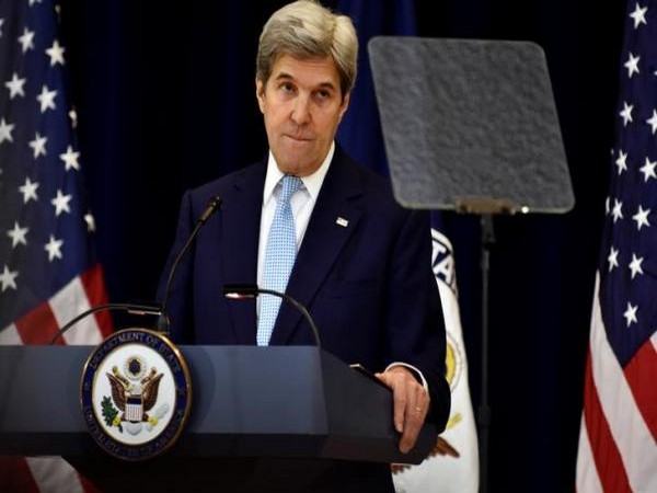 US Special Presidential Envoy for Climate, John Kerry,