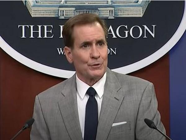 Pentagon press secretary John Kirby (File Photo)