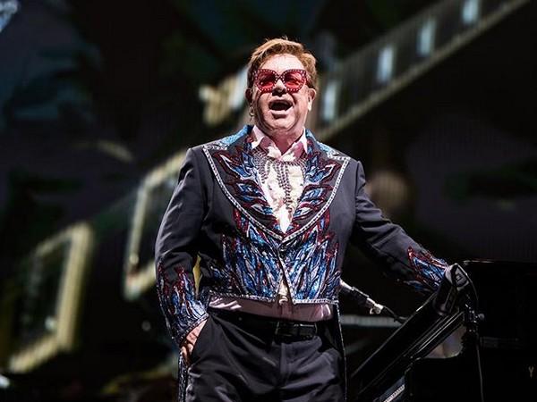Singer Elton John (Image Source: Instagram)