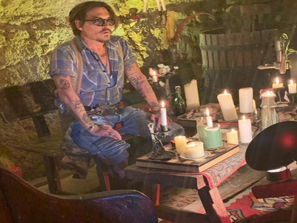 Actor Johnny Depp (Image Source: Instagram)