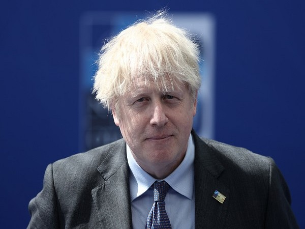 UK Prime Minister Boris Johnson (File Photo)