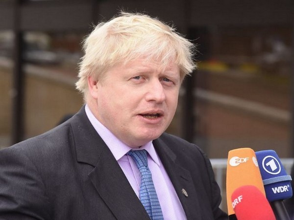 United Kingdom Prime Minister Boris Johnson