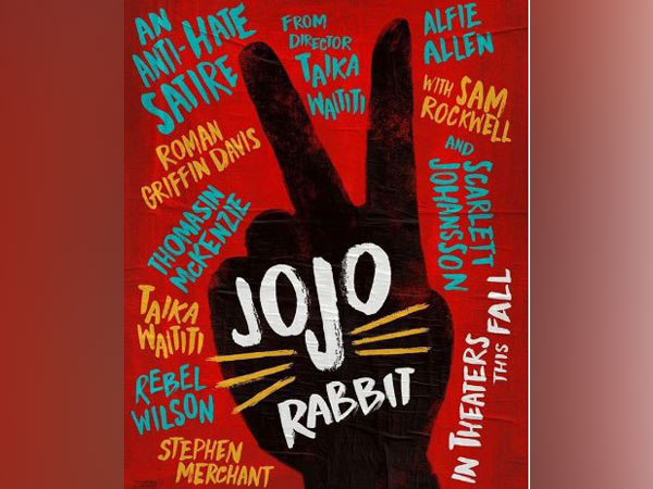 'Jojo Rabbit' poster (Image Courtesy: Instagram)