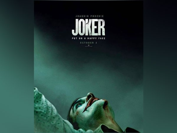 Poster of 'Joker', Image courtesy: Instagram