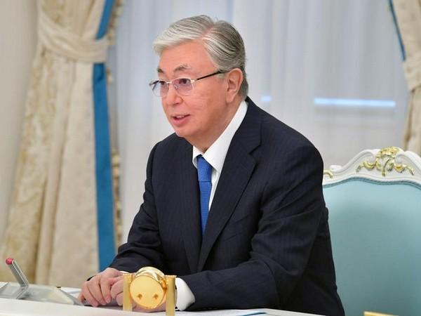 Kazakhstan President Qasym-Jomart Toqayev