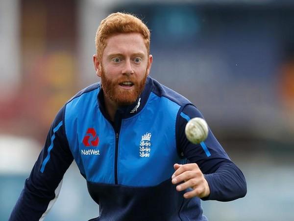 England wicket-keeper batsman Jonny Bairstow