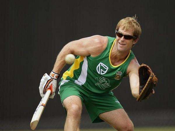 Former South Africa batsman Jonty Rhodes