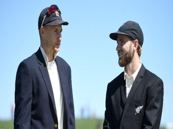 England skipper Joe Root and New Zealand captain Kane WIlliamson (Photo/ England Cricket)
