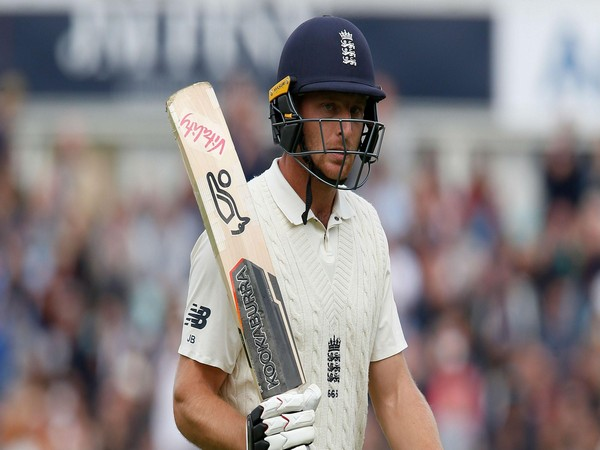 England wicket-keeper batsman Jos Buttler (Photo/ ICC Twitter)