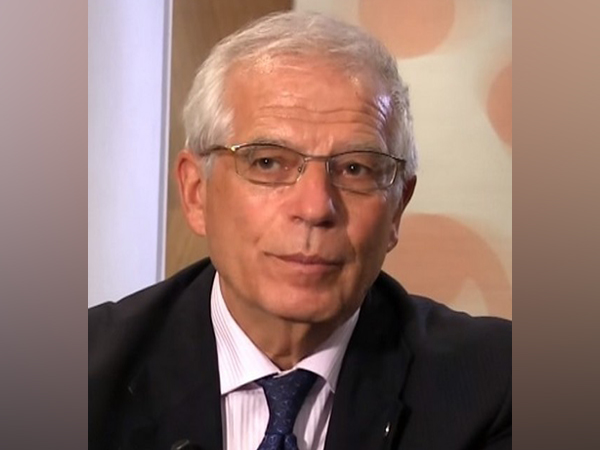 EU High Representative for Foreign Affairs Josep Borrell
