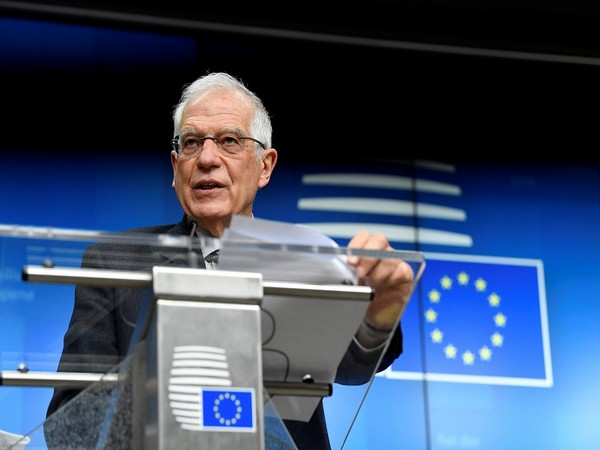 European Union's high representative for foreign policy Josep Borrell