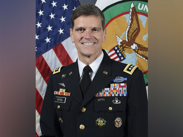 Chief of US' Central Command (CENTCOM) General Joseph Votel.