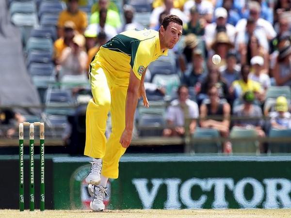Australian pacer Josh Hazelwood