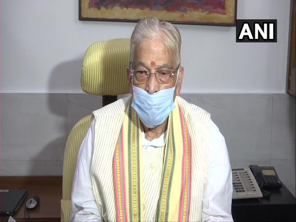 Senior BJP leader Murli Manohar Joshi. [File image]