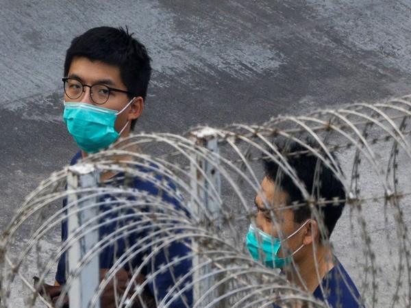 Hong Kong pro-democracy activist Joshua Wong (Photo Credit - Reuters)