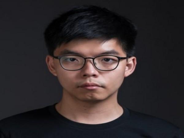Hong Kong pro-democracy activist Joshua Wong (File photo)