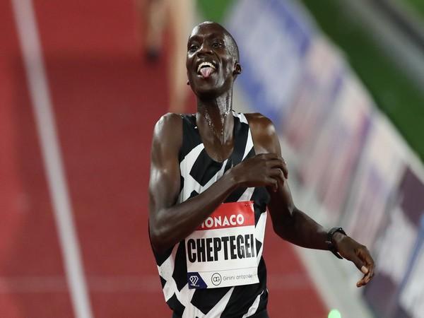 Joshua Cheptegei (Photo/World Athletics Twitter)