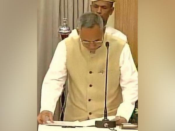 Manipur Deputy Chief Minister Y Joykumar (file pic)