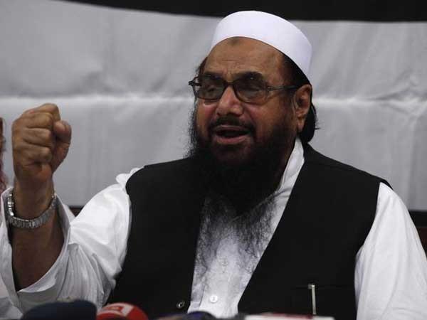 Jamaat-ud-Dawah (JuD) chief Hafiz Saeed (File photo)
