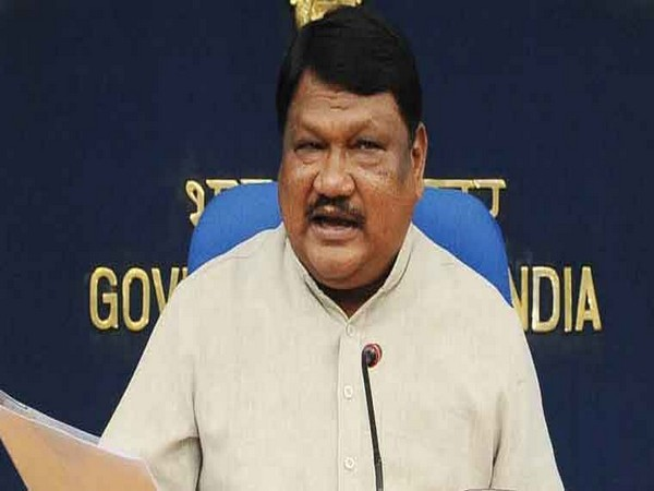 Minister for Tribal Welfare Jual Oram