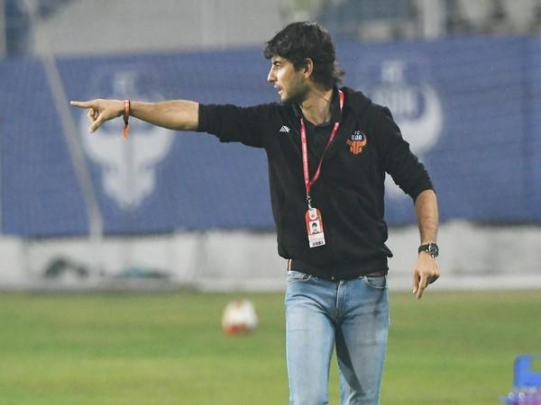 FC Goa head coach Juan Ferrando (Photo/ AIFF)