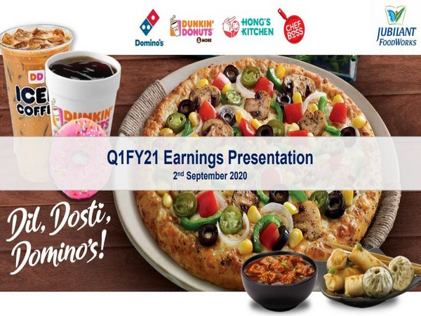 The company has exclusive rights to operate Domino's Pizza brand outlets in India, Sri Lanka, Bangladesh and Nepal.