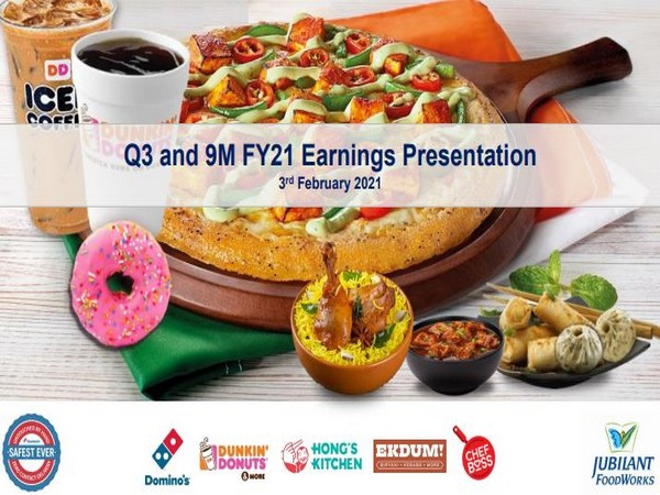Jubilant Foodworks is India's largest food service company