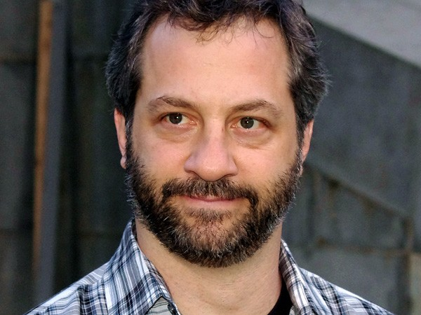 American filmmaker Judd Apatow