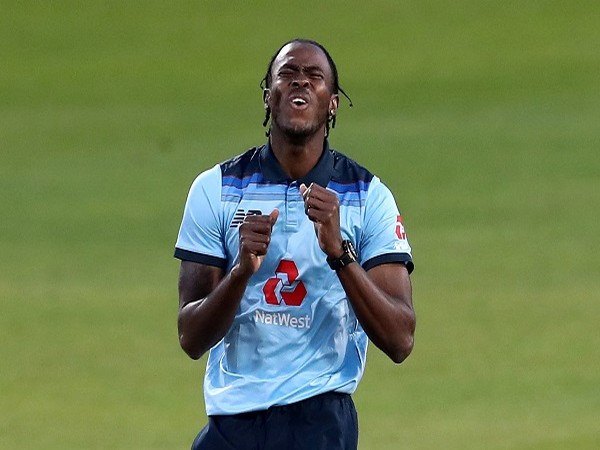 England pacer Jofra Archer