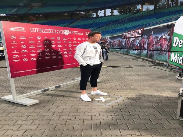 RB Leipzig manager Julian Nagelsmann (Photo/RB Leipzig Twitter)