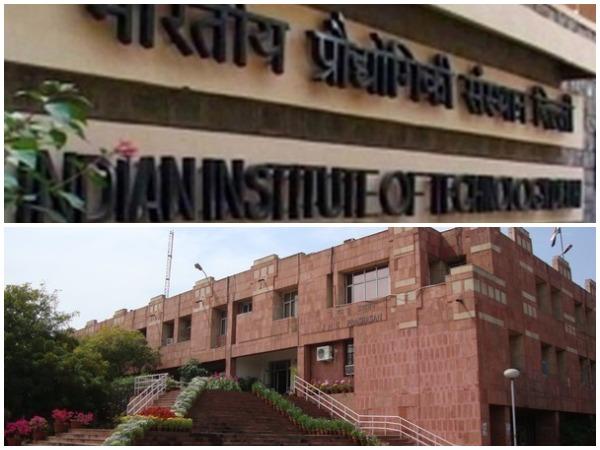 IIT Delhi (Above) Jawaharlal Nehru University (Below) (File photos)