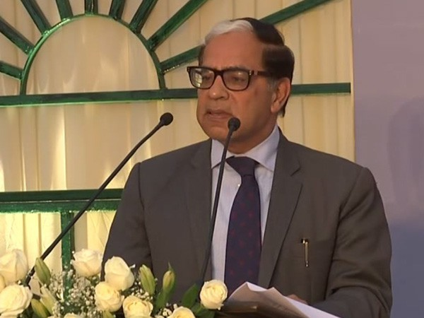 Justice AK Sikri addressing a book launch in Delhi on Monday