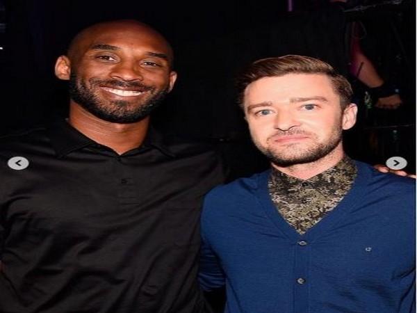 Justin Timberlake and Kobe Bryant (Image courtesy: Instagram)