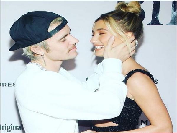 Justin Bieber with wife Hailey Baldwin (Image courtesy: Instagram)