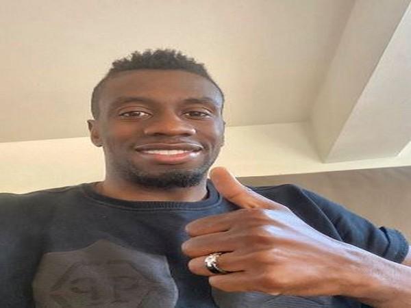 Juventus' defender Blaise Matuidi (Photo/ Blaise Matuidi Instagram)