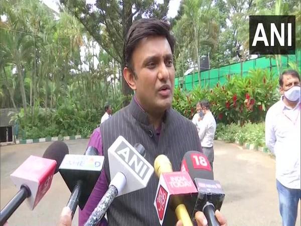 Medical Education Minister, Dr.K.Sudhakar (File Photo)