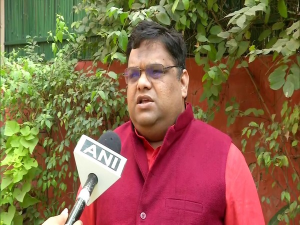 NCPCR Chairperson Priyank Kanoongo speaking to ANI in New Delhi on Sunday. (Photo/ANI)
