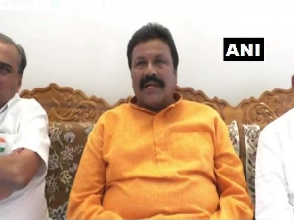 Karnataka Minister BC Patil. [File Photo/ANI]