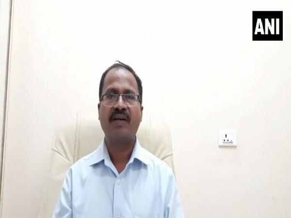 CS Patil, Indian Meteorological Department Director, Bengaluru speaks to ANI on Thursday. [Photo/ANI]