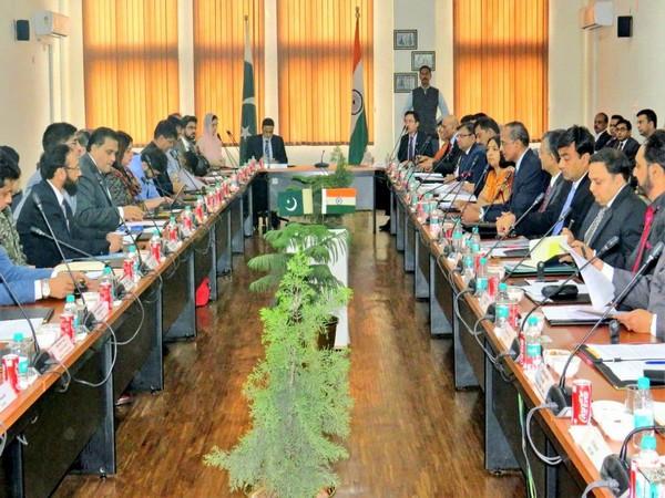 Kartarpur talks between India and Pakistan begin in Attari, Amritsar on Thursday