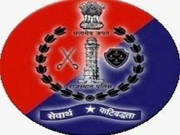 Rajasthan Police's logo (Photo/Twitter)