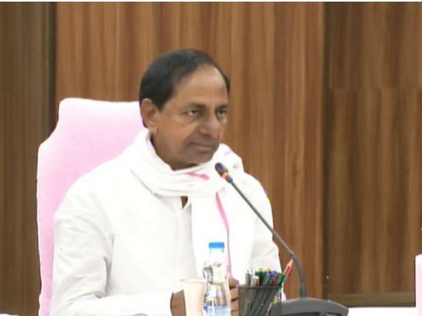 Telangana Chief Minister K Chandrashekhar Rao (Photo: ANI)