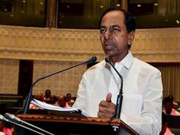 Telangana Chief Minister K Chandrasekhar Rao (File photo)